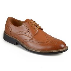 Vance Co. Butch Men's Wingtip Dress Shoes