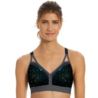 Women's Champion Bras: Curvy Strappy Medium-Impact Sports Bra B1091