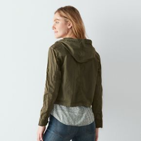 Women's SONOMA Goods for Life™ Twill Utility Jacket