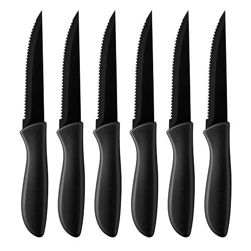Cuisinart Advantage 6-pc. Ceramic-Coated Steak Knife Set