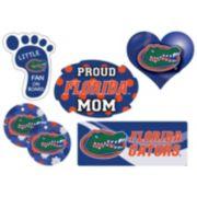 Florida Gators Proud Mom 6-Piece Decal Set