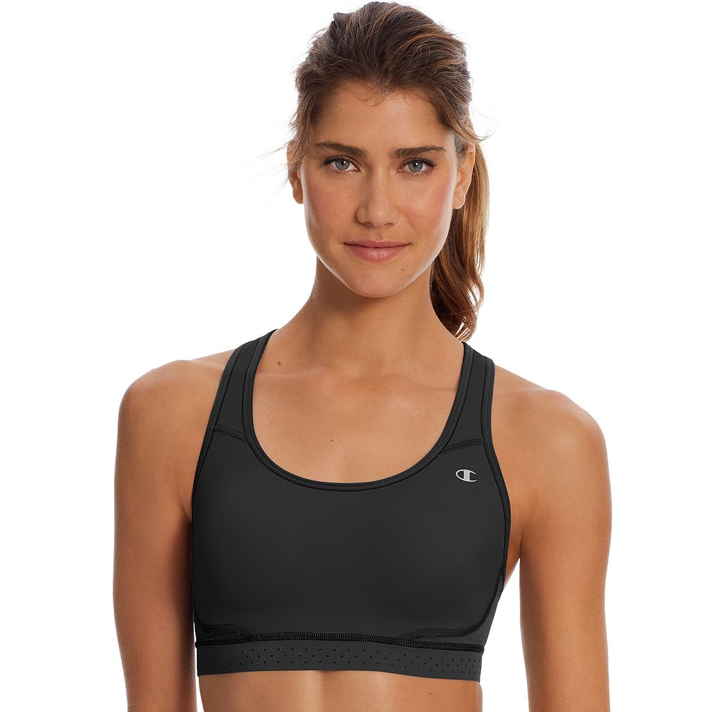 Champion Bras: Molded Cup High-Impact Sports Bra B1095