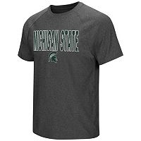 Men's Campus Heritage Michigan State Spartans Castle Raglan Tee