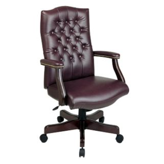 Office Star Products Traditional Executive Chair