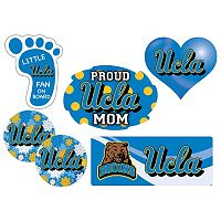 UCLA Bruins Proud Mom 6-Piece Decal Set