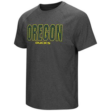 Men's Campus Heritage Oregon Ducks Castle Raglan Tee