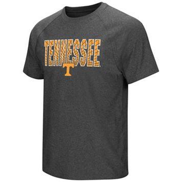 Men's Campus Heritage Tennessee Volunteers Castle Raglan Tee