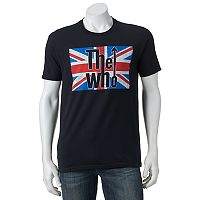 Men's The Who Graphic Tee