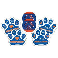 Boise State Broncos Pet 6-Piece Magnet Set
