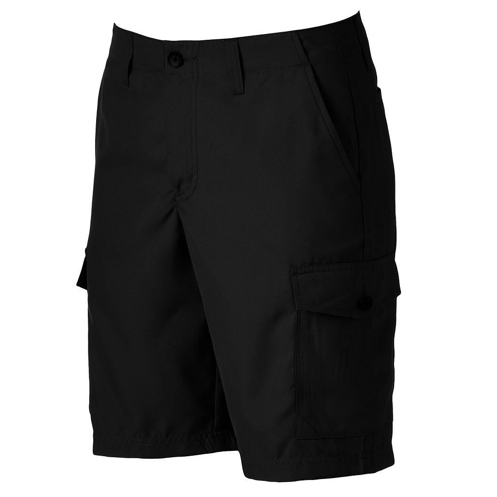 Men's Urban Pipeline® Microfiber Sateen Cargo Shorts