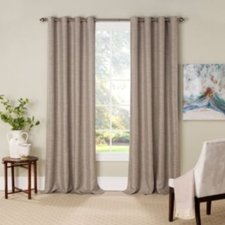 eclipse Thermalayer Blackout 1-Panel Newport Window Curtain