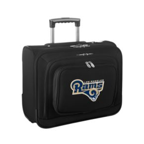 Los Angeles Rams 14-Inch Laptop Wheeled Business Case