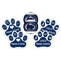 Penn State Nittany Lions Pet 6-Piece Magnet Set