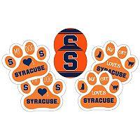Syracuse Orange Pet 6-Piece Magnet Set
