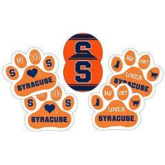 Syracuse Orange Pet 6 pc Magnet Set