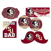 Florida State Seminoles Proud Dad 6-Piece Decal Set