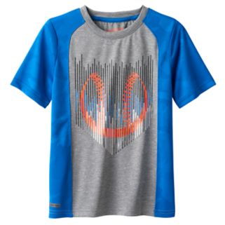 Boys 4-10 Jumping Beans® Playcool Mesh Pieced Active Muscle Tee