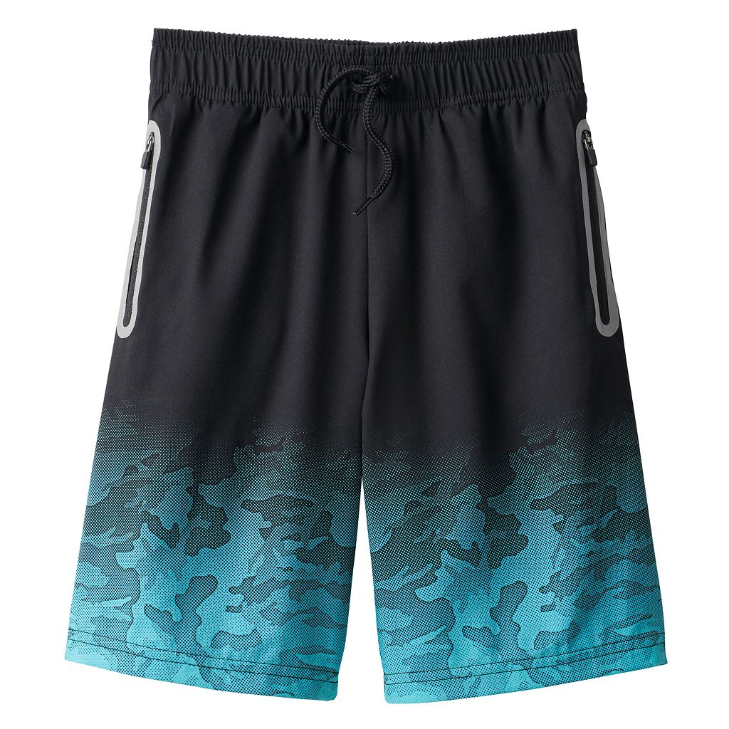 Boys 4-10 Jumping Beans® Playcool Woven Active Shorts
