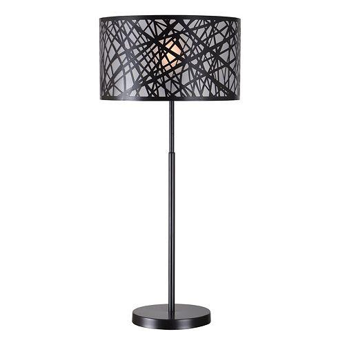Kenroy Home Bramble Table Lamp