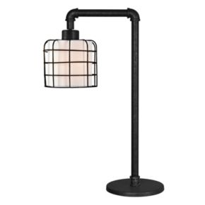 Kenroy Home Steel Table Lamp