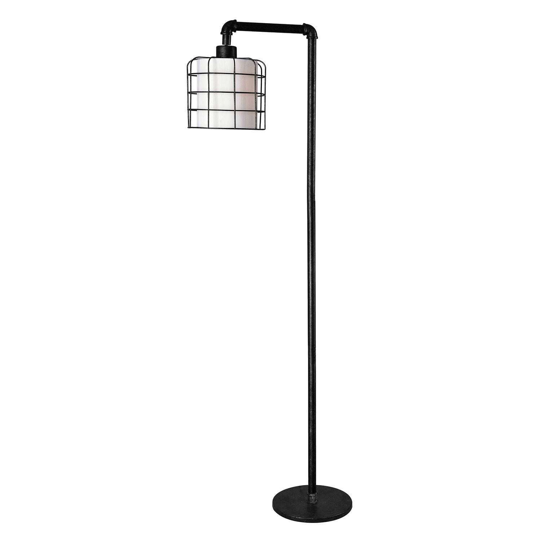 Kenroy Home Steel Floor Lamp