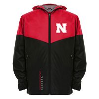 Men's Franchise Club Nebraska Cornhuskers Storm Softshell Jacket
