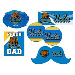 UCLA Bruins Proud Dad 6 pc Decal Set