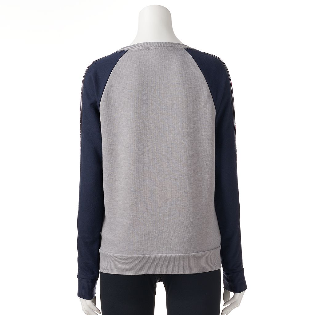 Women's FILA SPORT® Raglan Graphic Sweatshirt