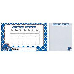 Boise State Broncos Dry Erase Calendar & To-Do List Magnet Pad Set