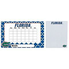 Florida Gators Dry Erase Calendar & To-Do List Magnet Pad Set