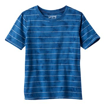 Boys 4-10 Jumping Beans® Navy Stripe Tee