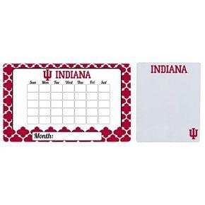 Indiana Hoosiers Dry Erase Calendar & To-Do List Magnet Pad Set