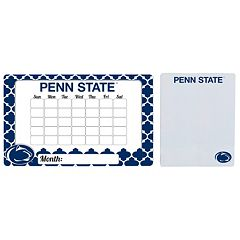 Penn State Nittany Lions Dry Erase Calendar & To-Do List Magnet Pad Set
