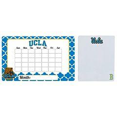 UCLA Bruins Dry Erase Calendar & To-Do List Magnet Pad Set
