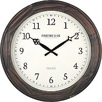 FirsTime Barnes Wall Clock