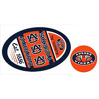 Auburn Tigers Game Day Decal Set
