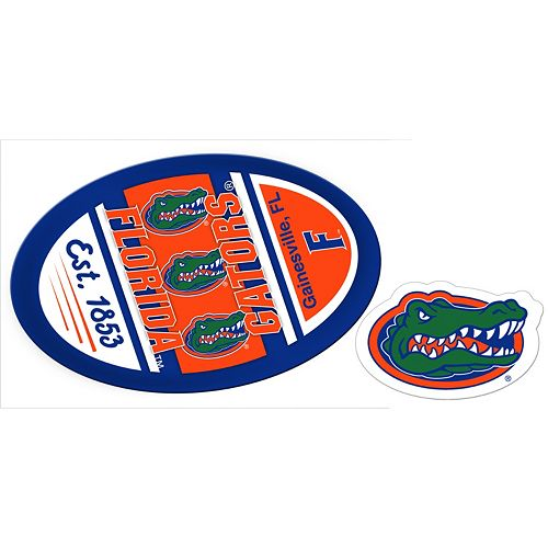 Florida Gators Game Day Decal Set
