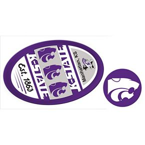 Kansas State Wildcats Game Day Decal Set