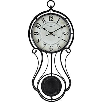 FirsTime Harwick Pendulum Wall Clock