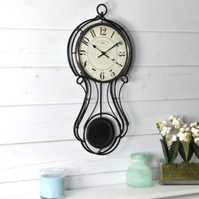 FirsTime Harwick Pendulum Wall Clock