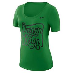 Women's Nike Oregon Ducks Local Elements Tee