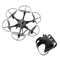 Force Flyers Heads-Up VR Explorer 32cm Motion Control Drone by PaulG Toys