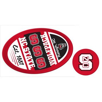 North Carolina State Wolfpack Game Day Decal Set