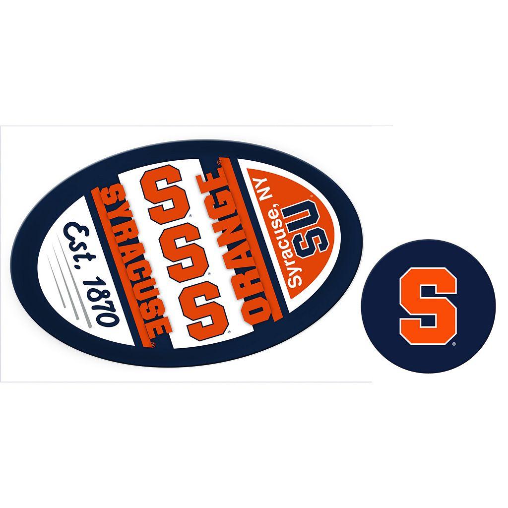 Syracuse Orange Game Day Decal Set