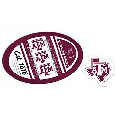 Texas A&M Aggies Game Day Decal Set