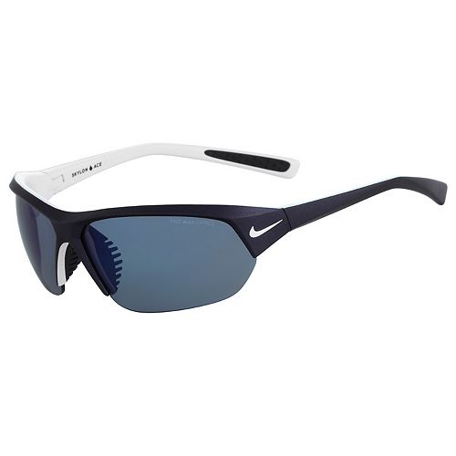 Men's Nike Skylon Ace Semirimless Wrap Sunglasses
