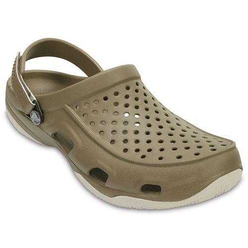 Crocs Swiftwater Deck Men's Clogs