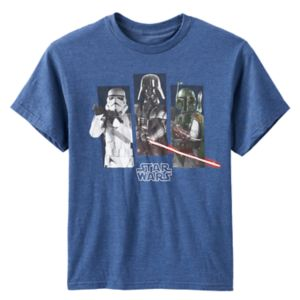 Boys 8-20 Star Wars Dark Side Tee