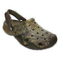 Crocs Swiftwater Realtree Xtra Men's Clogs