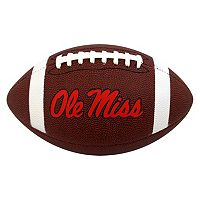 Baden Ole Miss Rebels Official Autograph Football